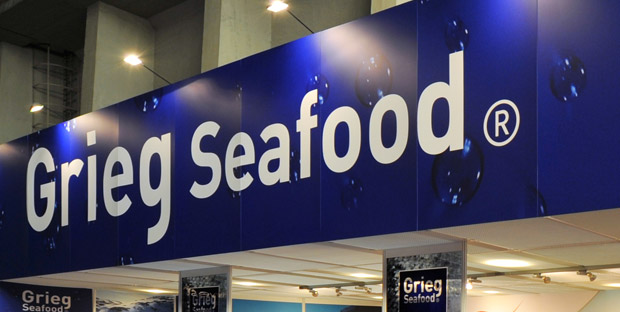 Grieg Seafood @ the European Seafood Expo