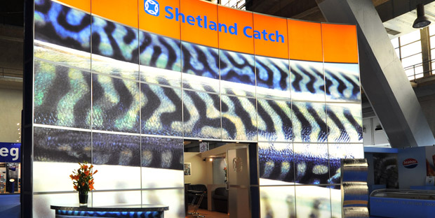 Shetland Catch @ the European Seafood Expo
